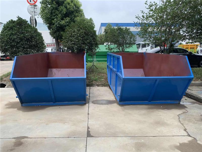 5方船型垃圾箱